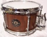 Billy Flynns custom 10x6 Heartwood Drums snare