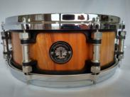 Heartwood Drums 14x6 external support encasement system